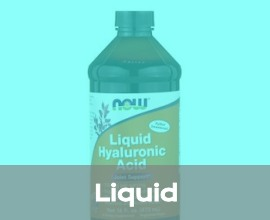 Information about Hyaluronic Acid Liquid